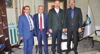 Lokman Hekimden Karabacak'a ziyaret
