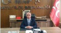 MHP Konya İl Başkanlığına Karaaslan atandı