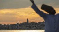 Pandemi günlerinde İstanbul'u sema ile tanıtan klip çekildi