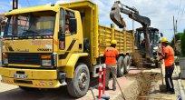 Sarayönü'nde doğal gaz yatırım çalışmaları devam ediyor