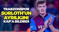 Trabzonspor, Sörloth'u KAP'a bildirdi