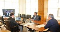 Türkiye'nin ilk 3 boyutlu sanal fuarı açıldı