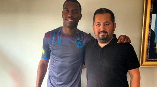 Trabzonspor, Sturridge transferini KAP'a bildirdi