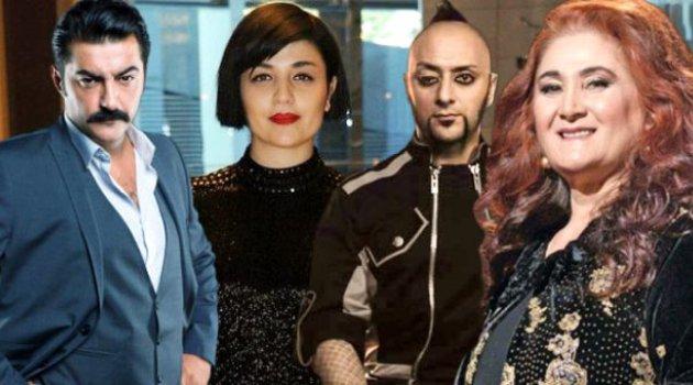Ünlü isimler, şarkısında toplumsal sorunları ele alan Şanışer'e destek oldu
