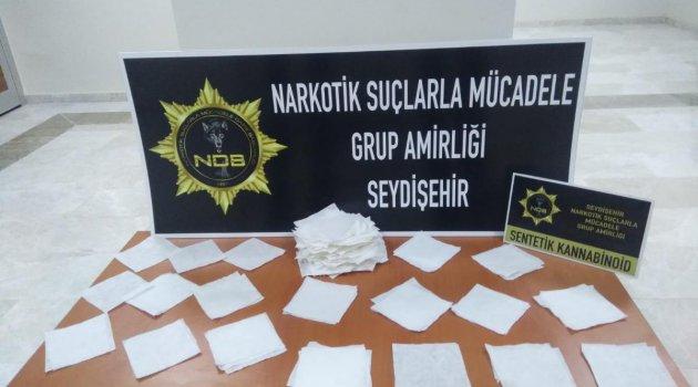 Uyuşturucu operasyonlarında yakalanan 35 şüpheliden 6'sı tutuklandı