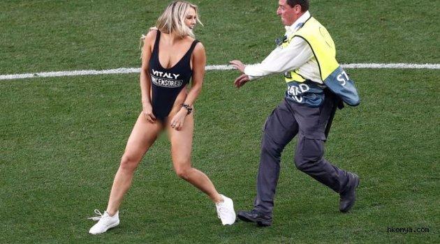 Wolanski, Copa Amerika Finali öncesi yakalandı!