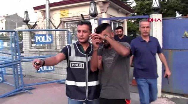 Yabancıların evini soyan hırsız yakalandı