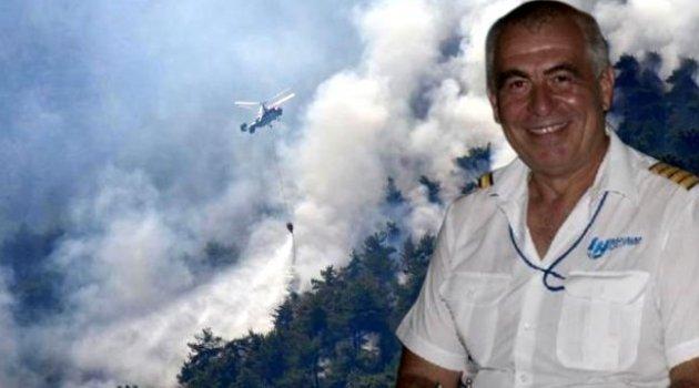 Yangınına müdahale eden pilot, otel odasında ölü bulundu