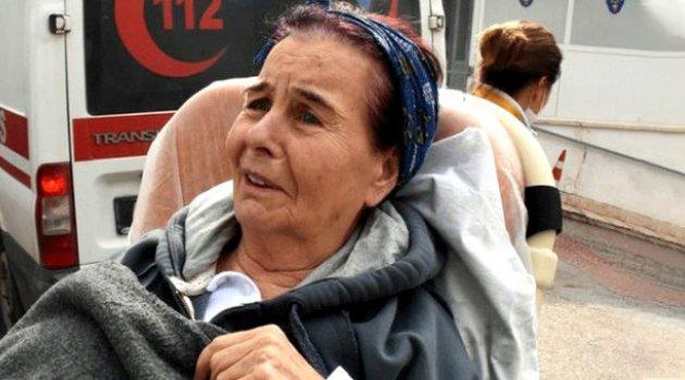 Yürüteçle görüntülenen Fatma Girik'in son hali sevenlerini üzdü