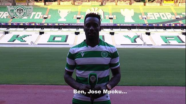 Paul Jose Mpoku'dan mesaj var!