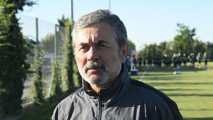 Aykut Kocaman'ın yeni sezon açıklamaları