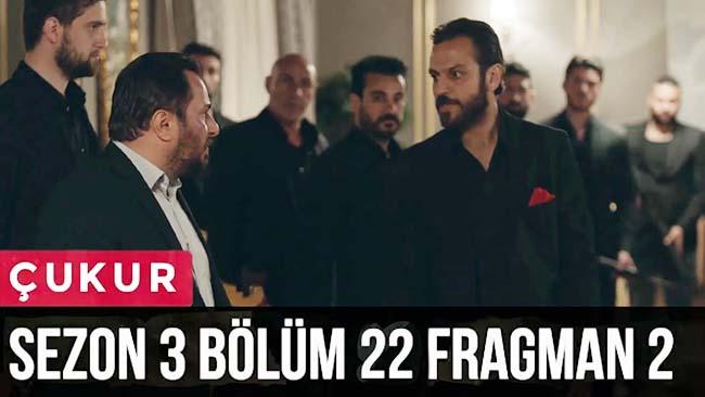 Çukur 3. Sezon 22. Bölüm 2. Fragman